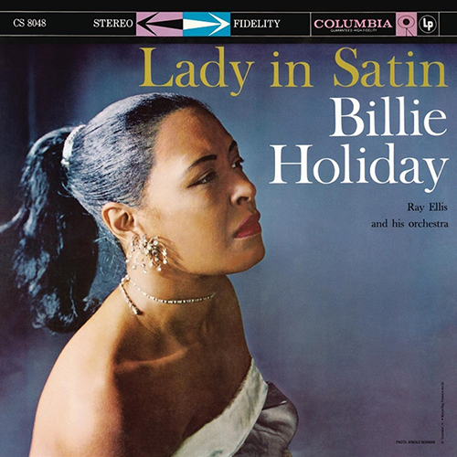 Billie Holiday Lady In Satin Record Mad