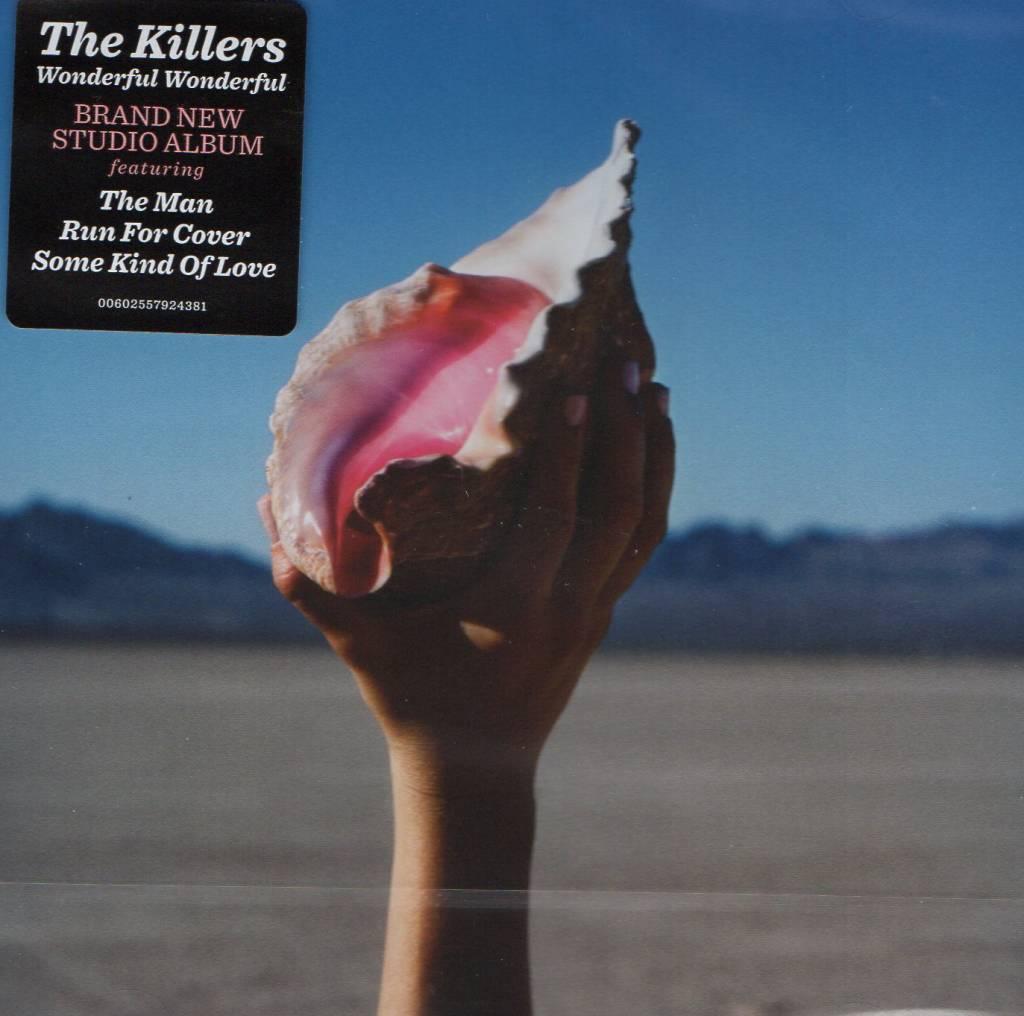 The Killers Wonderful Wonderful 2017 Record Mad