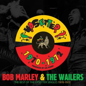 """Bob Marley & The Wailers - The Best Of The Upsetter Singles 1970-1972 [7x 7"""" Box Set]"""