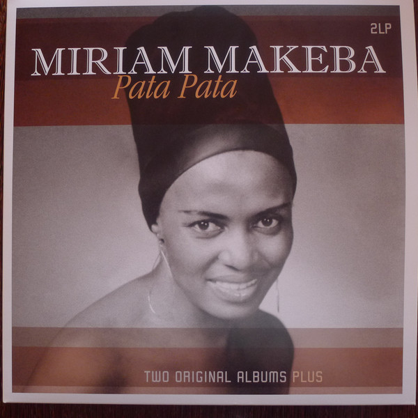 Miriam Makeba - Pata Pata / The Many Voices Of [2LP]