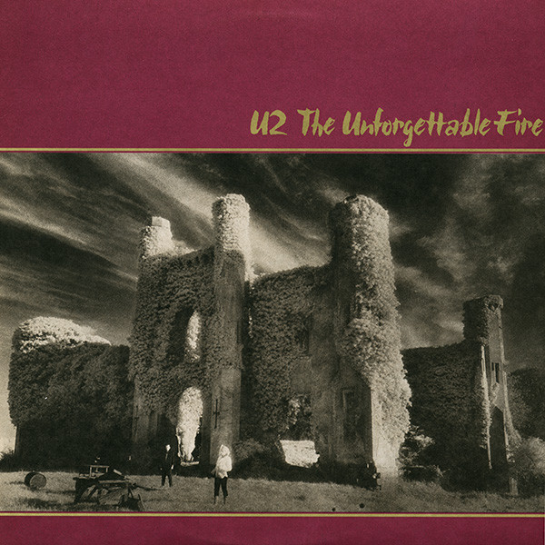 U2 - The Unforgettable Fire (Remastered) - Record Mad
