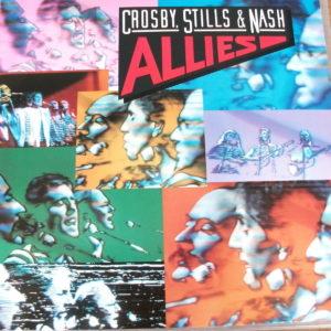 Crosby, Stills & Nash - Allies (1983)