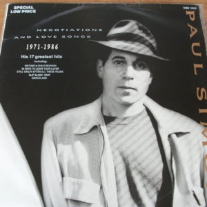 Paul Simon - Negotiations And Love Songs 1971-1986 (1988) [2LP]