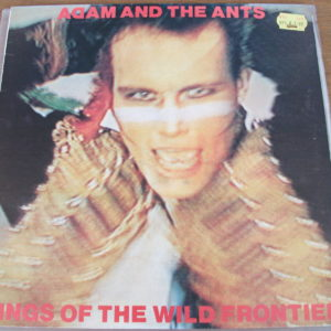 Adam And The Ants - Kings Of The Wild Frontier (1981)