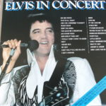 Elvis Presley - Elvis In Concert [2LP] (1977)