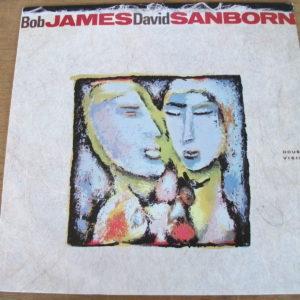 Bob James/David Sanborn - Double Vision (1986)