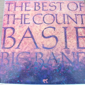 Count Basie - The Best Of Count Basie Big Band (1989)