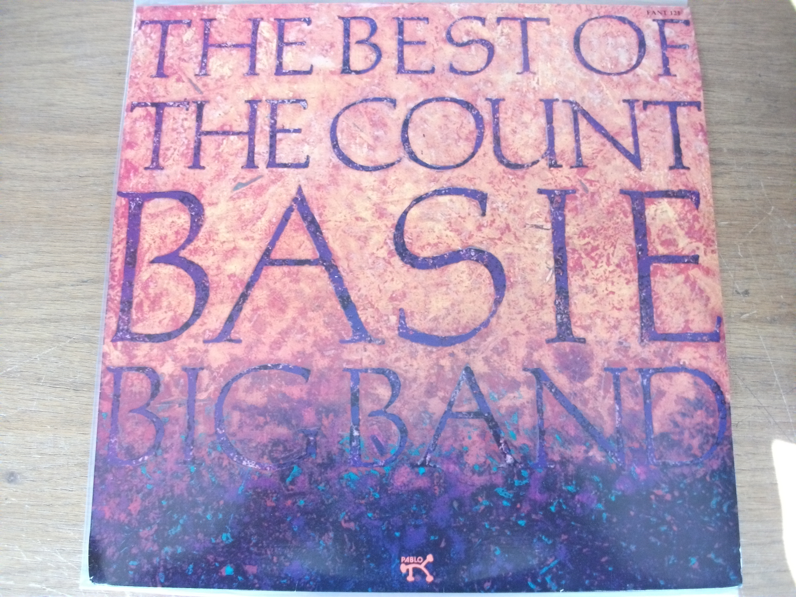 Count Basie The Best Of Count Basie Big Band 1989