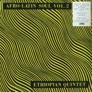 Ethiopian Quintet - Afro-Latin Soul Vol. 2
