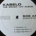 "Kabelo (Ex-TKZee) - The Bouga Luv Album (12"")"