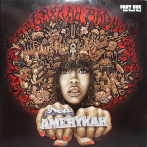 Erykah Badu - New Amerykah Part One (4th World War) [2LP]