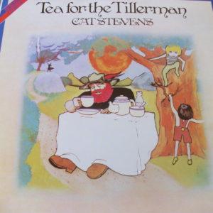 Cat Stevens - Tea For The Tillerman (1990)