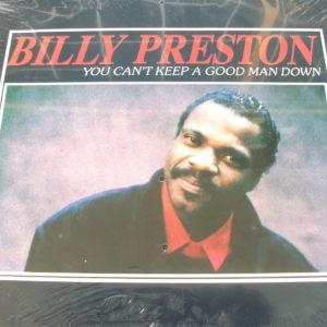 Billy Preston - You Can't Keep A Good Man Down (1991)