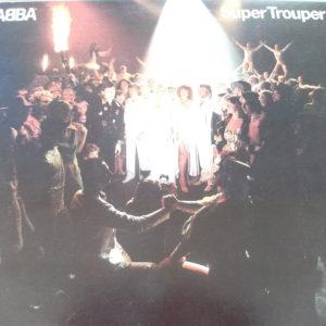 ABBA - Super Trouper (1980)