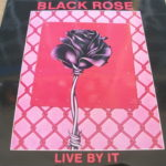 Black Rose - Live By It (1984)