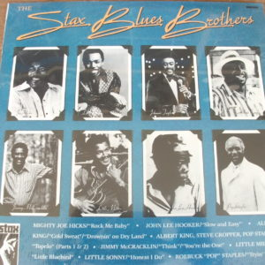The Stax Blues Brothers - Various Artists (1988)