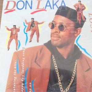 Don Laka - Lost Time (1991)