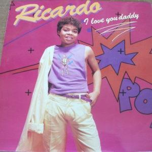 Ricardo - I Love You Daddy