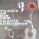 Travis Edmonson - Travis On His Own (1961)