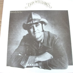 Don Williams - Especially For You (1981)