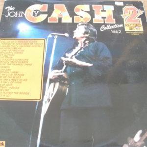 Johnny Cash - The Johnny Cash Collection Vol. 2 (2LP)