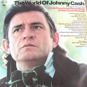 Johnny Cash - The World Of Johnny Cash (2LP)