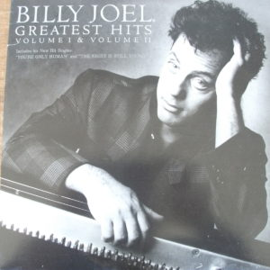 Billy Joel - Greatest Hits Volume I & II (2LP) (1985)