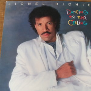 Lionel Richie - Dancing On The Ceiling (1986)
