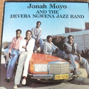 Jonah Moyo And The Devera Ngwena Jazz Band - Devera Ngwena Jazz Band Vol. 9 (1985)