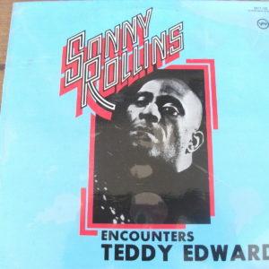 Sonny Rollins Encounters Teddy Edwards