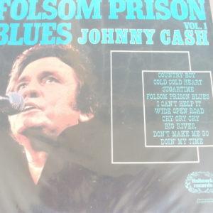 Johnny Cash - Folsom Prison Blues Vol. 1
