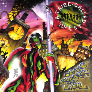 A Tribe Called Quest - Beats, Rhymes And Life (2LP)
