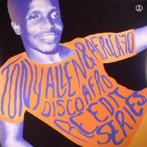 "Tony Allen & Africa 70 - Jealousy Disco Afro Remixes (12"")"