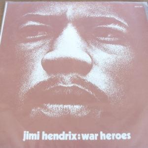 Jimi Henrix - War Heroes