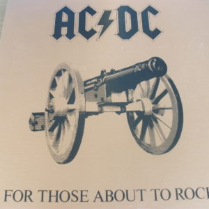 AC/DC - For Those About To Rock... [Import]